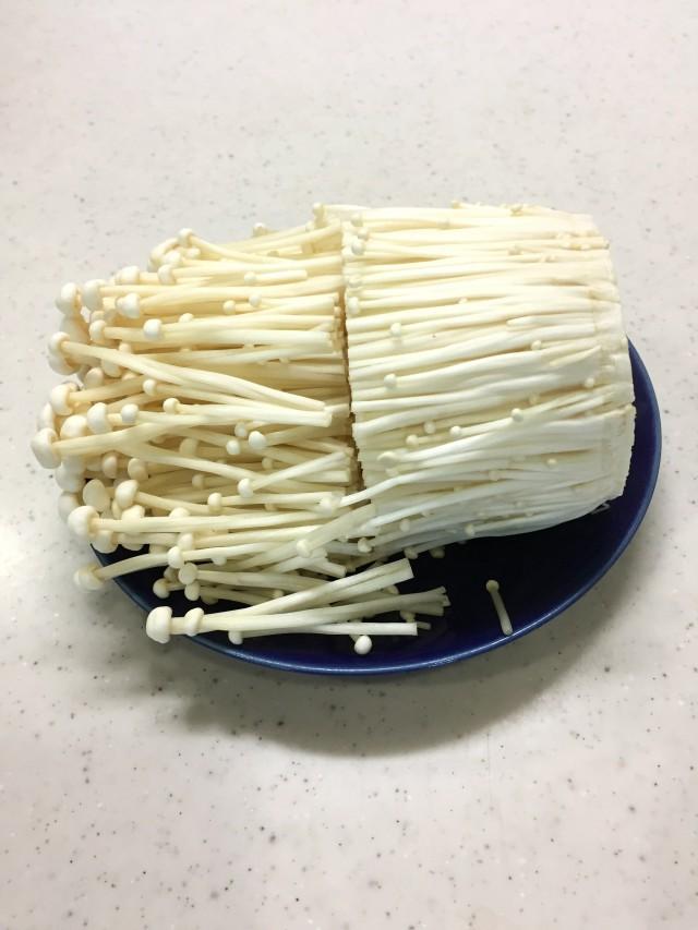 きのこのおつまみ!えのき茸の酢煮手順1