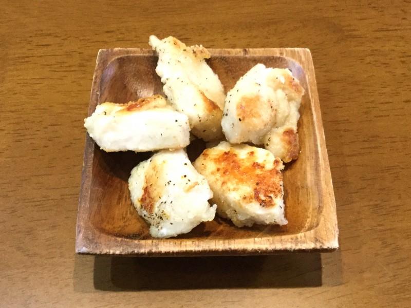 鶏のやわらかマヨネーズ漬け込み焼き