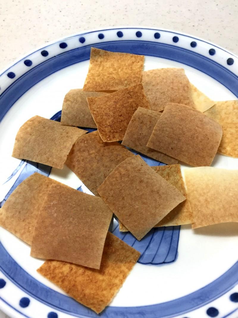 カマンベールチーズの浅漬け巻き手順6