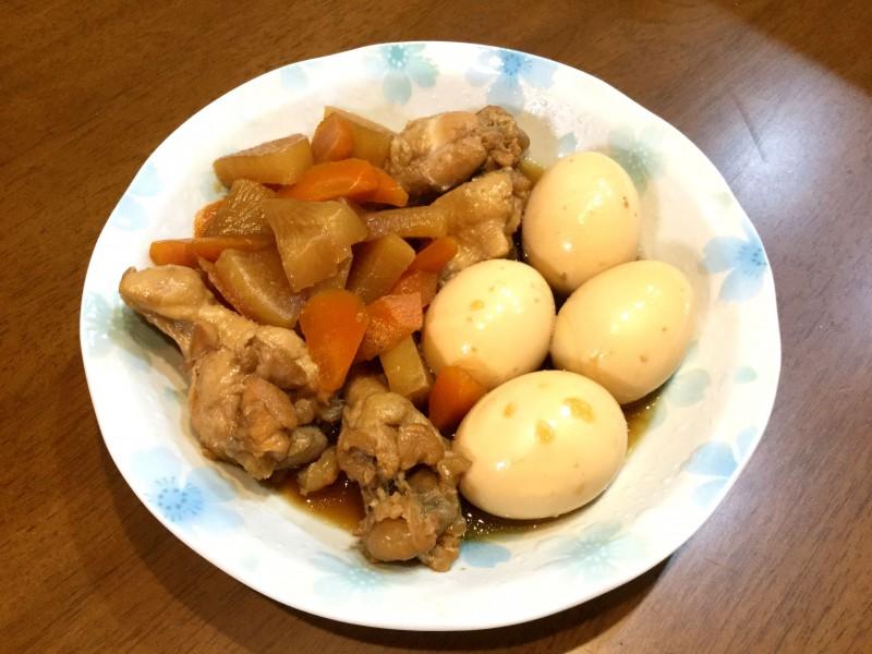手羽元と野菜のやわらかさっぱり煮