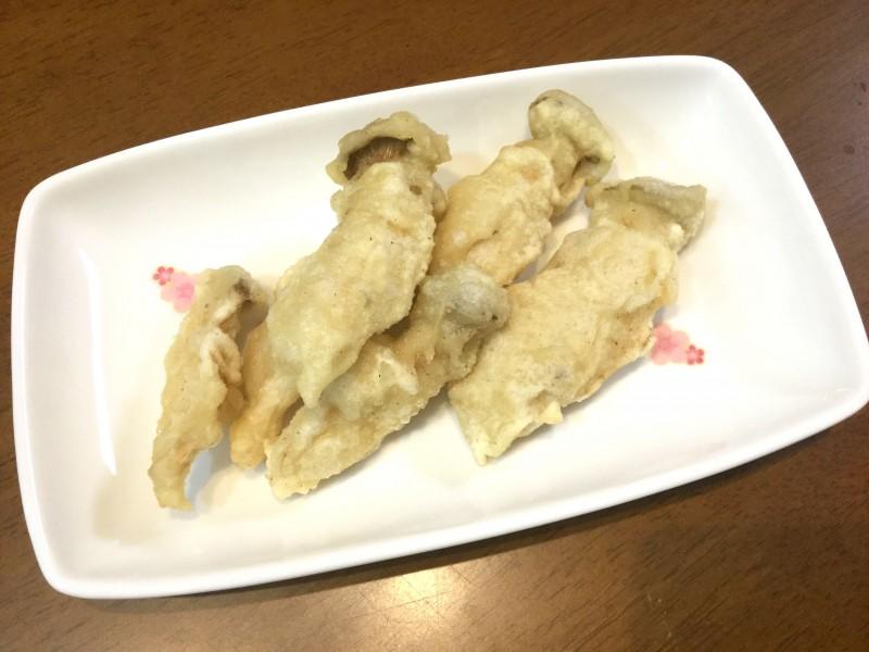 エリンギのサクふわっ!美味しくて止まらない天ぷら