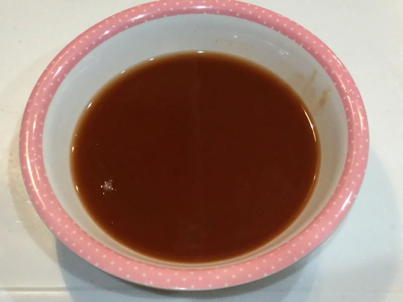 エビがプリプリ♪ピリ辛美味しいエビチリ手順3