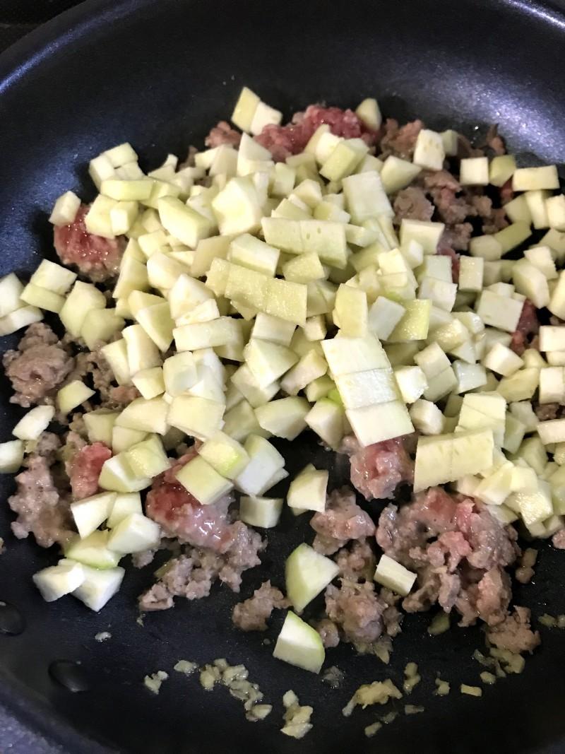 へちまの油味噌手順3