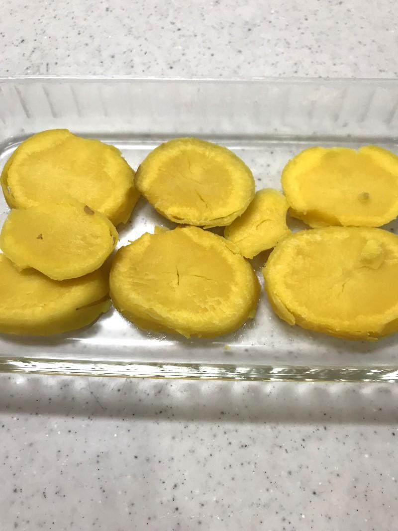 鰯のパン粉焼き手順4