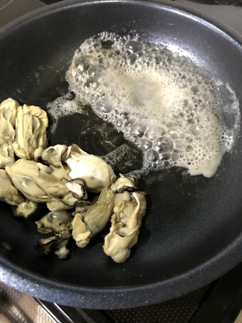 ダブル牡蠣手順6