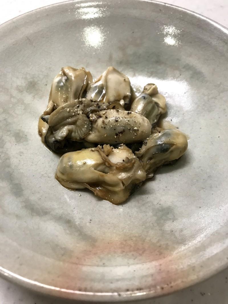 ダブル牡蠣