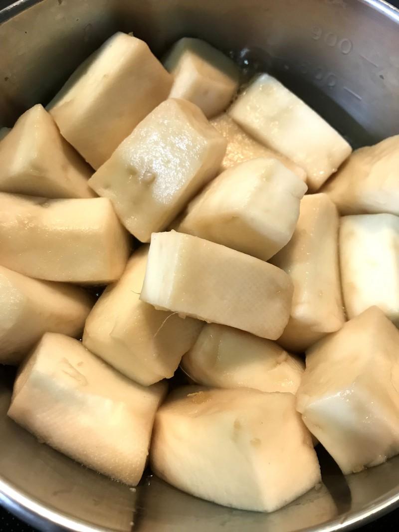 はんぺんの生姜煮手順4