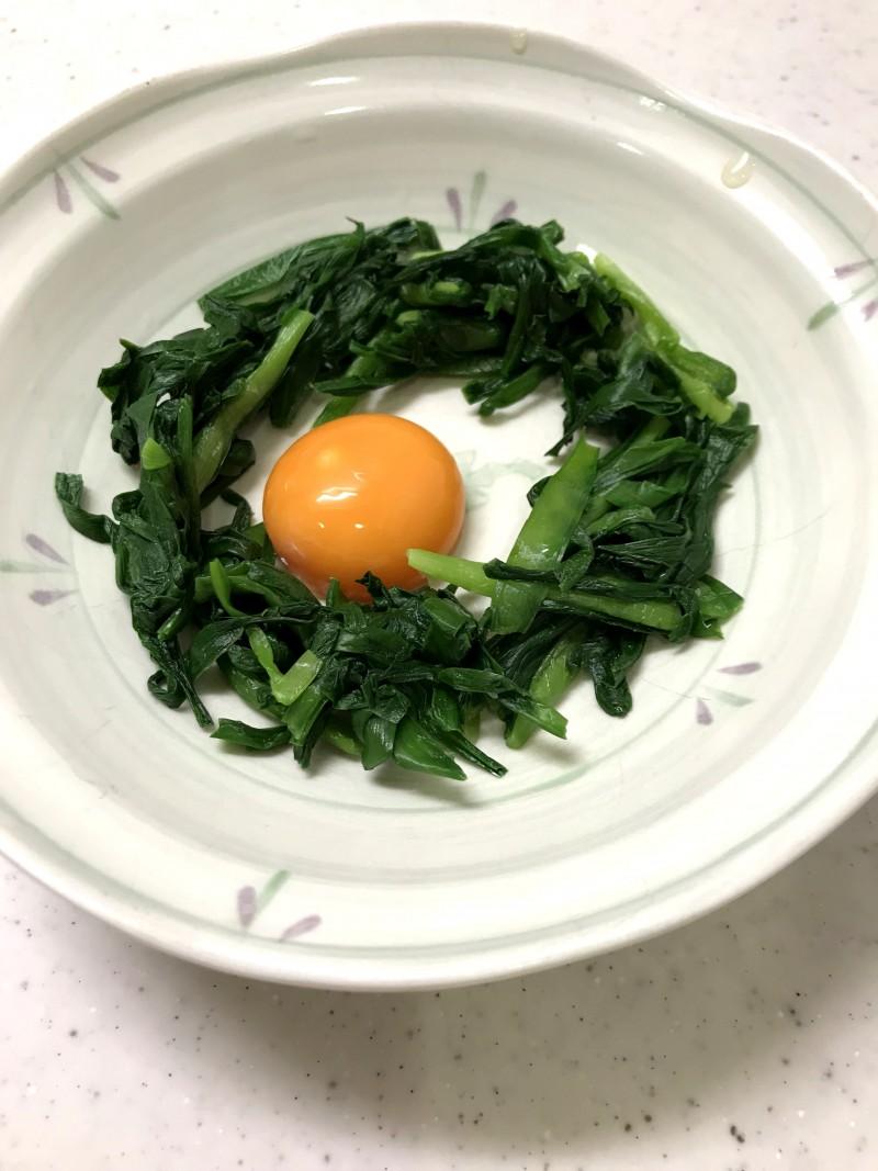 おつまみニラ卵手順4
