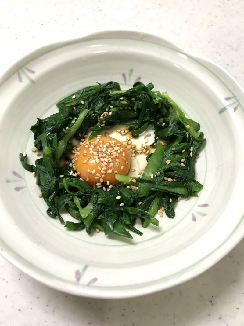 おつまみニラ卵手順5