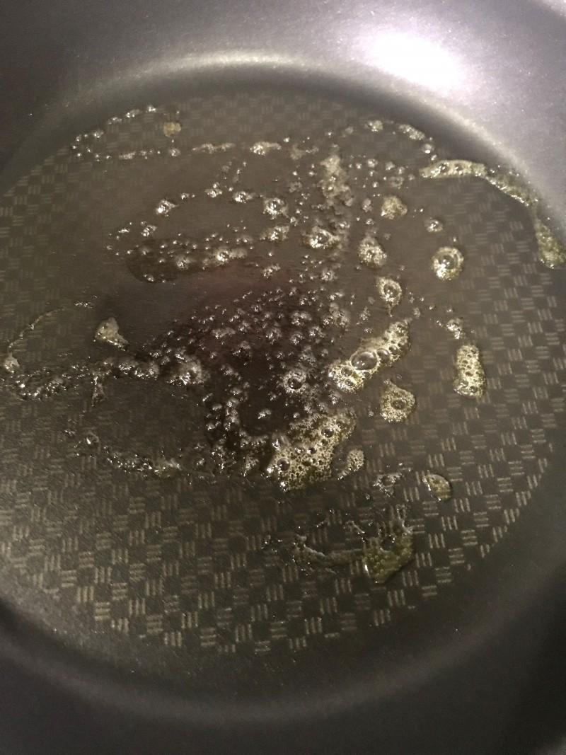 鮭のマスタードクリーム手順2