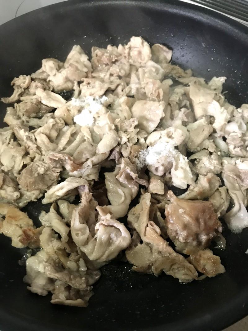 豚の佃煮手順2