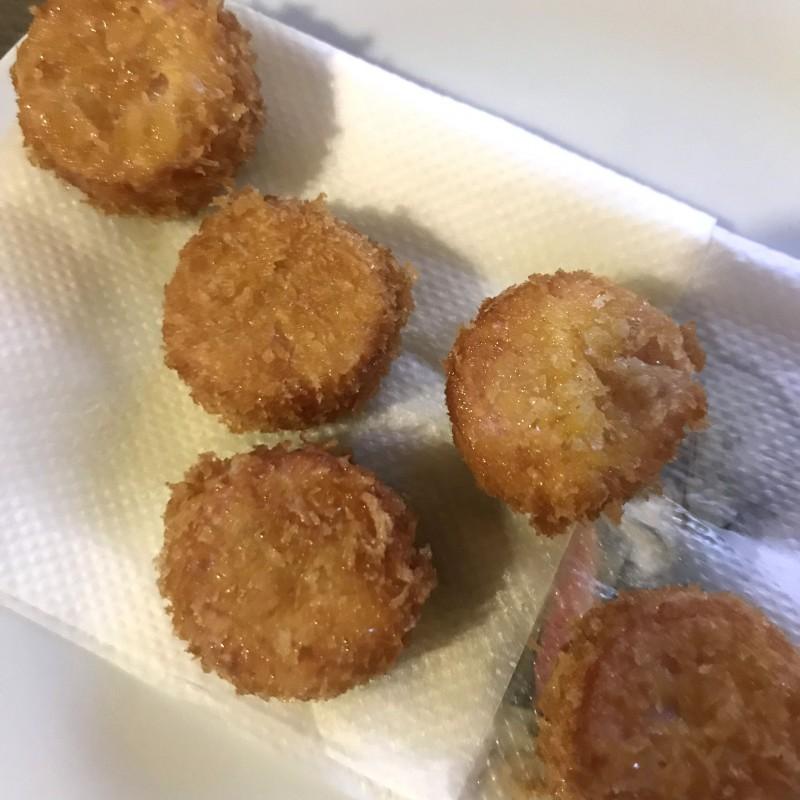 魚肉ソーセージフライ手順5