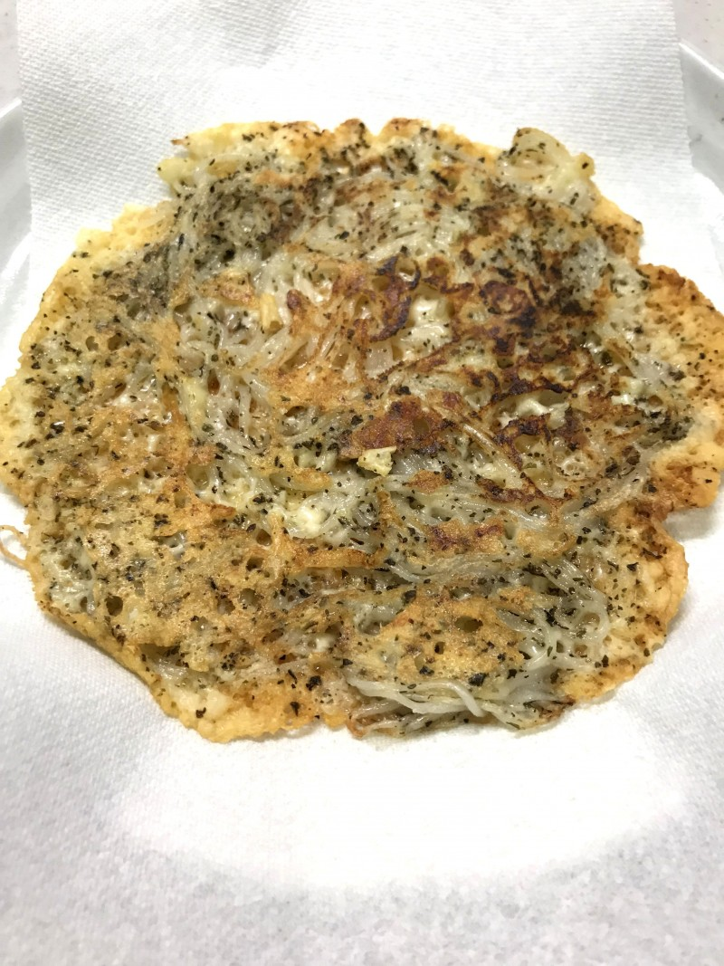 そうめんとチーズのパリパリ焼き手順5