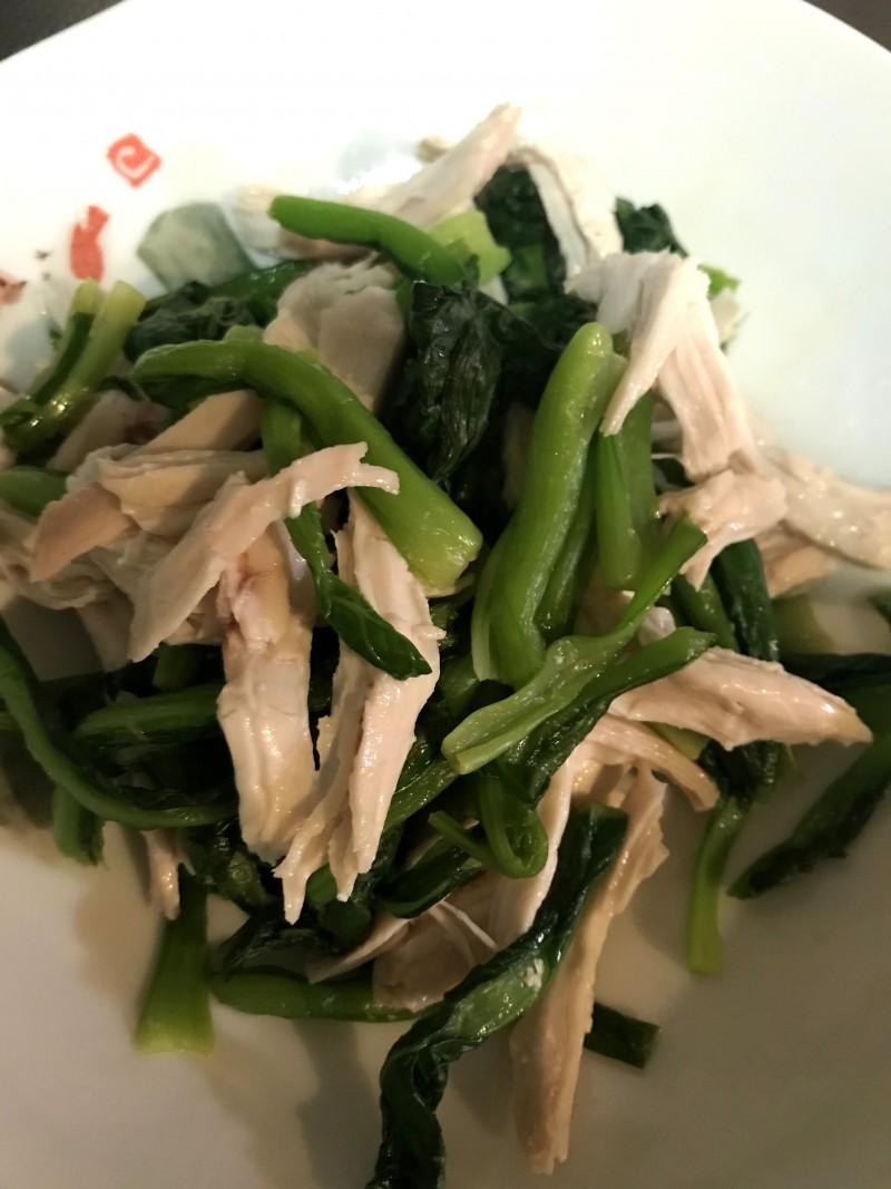 いきなり小松菜