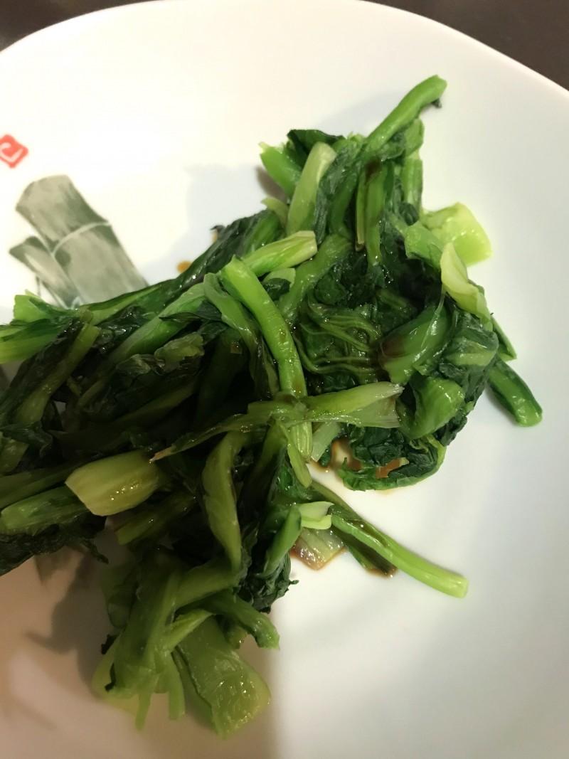 いきなり小松菜手順4