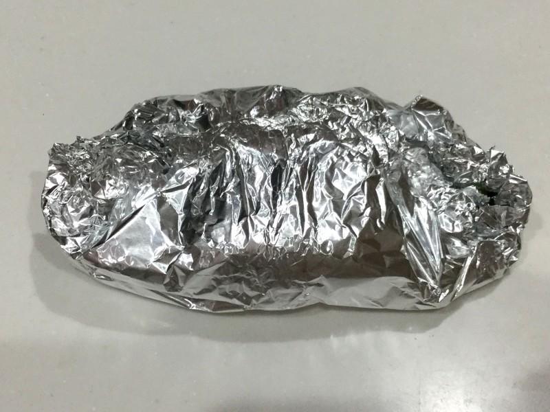たっぷり野菜とタラのバター醤油ホイル焼き手順3